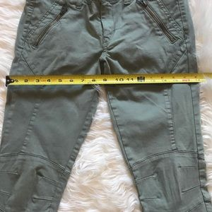 American Eagle Outfitters Pants - 🆕 AE Moto Ankle Pants NWOT